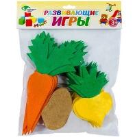 СЧЕТНЫЙ МАТЕРИАЛ НА КОВРОЛИНЕ №1 (морковь, репа, картошка)
